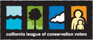 California League of Conservation Voters logo