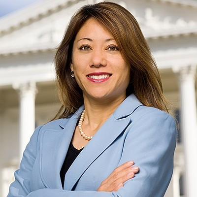 Assembly Speaker Pro Tempore Fiona Ma, California AD-12