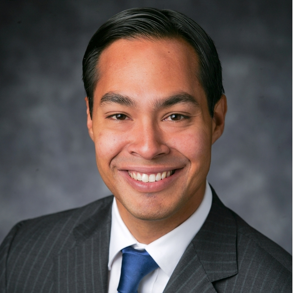 Julián Castro, Mayor of San Antonio, Texas