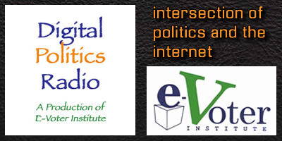 Digital Politics Radio Show Discussion on Off-Year Elections and Government in the Digital Age